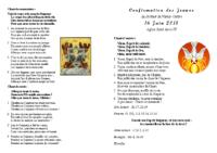 Confirmation16 juin 2018