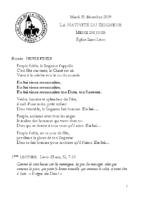 Jour de Noël2019 Saint-Léon