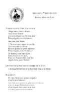Chants Saint-Léon1er janvier 2020