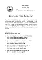Chants Saint-Joseph16 février 2020