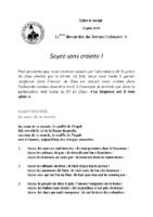 Chants Saint-Joseph21 juin 2020