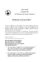 Chants Saint-Joseph13 septembre 2020