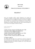 Chants Saint-JosephRameaux 2021
