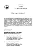 Chants Saint-Joseph2 mai 2021