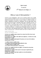 Chants Saint-Joseph25 avril 2021