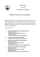 Chants Saint-Joseph9 mai 2021