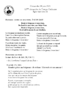 Chants Saint-Léon20 juin 2021