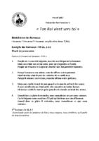 Chants Saint-JosephRameaux 9 avril 2017