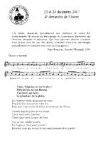 Chants Saint-Léon24 décembre 2017