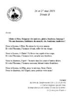 Chants Saint-Léon27 mai 2018