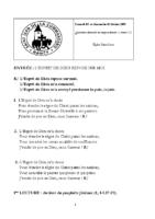 Chants Saint-Léon3 février 2019