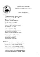 Chants Saint-LéonPentecôte 2019