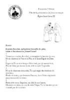 Chants Saint-Léon2 février 2020