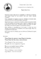 Chants Saint-Léon31 mai 2020