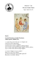 Chants Saint-Léon7 juin 2020
