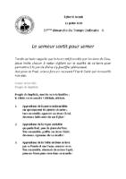 Chants Saint-Joseph12 juillet 2020