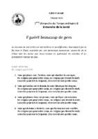 Chants Saint-Joseph7 février 2021