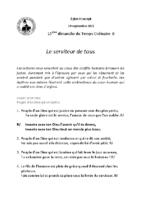 Chants Saint-Joseph19 septembre 2021